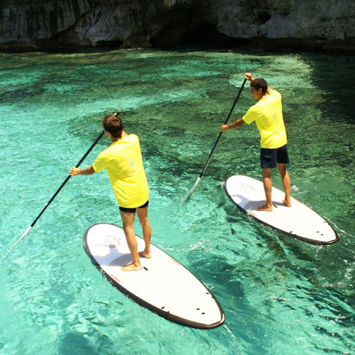 Incentivos Ibiza - Experiences - Paddling the coast