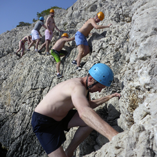 Incentivos Ibiza - Experiences - Coasteering in Mallorca