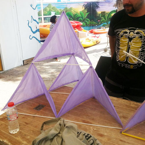Incentivos Ibiza - Experiences - Kite workshop