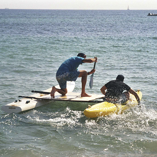 Incentivos Ibiza - Experiences - Raft Building